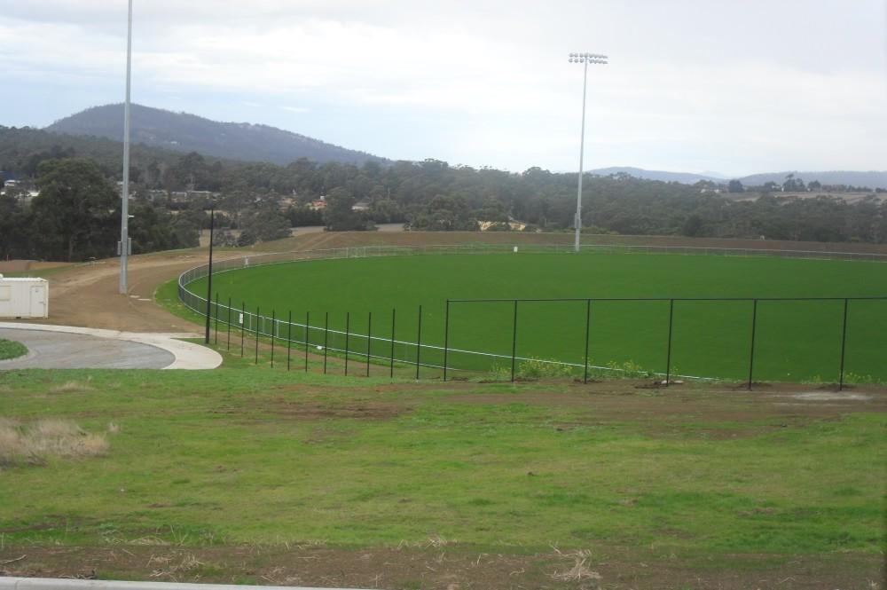 Kingborough Twin Ovals